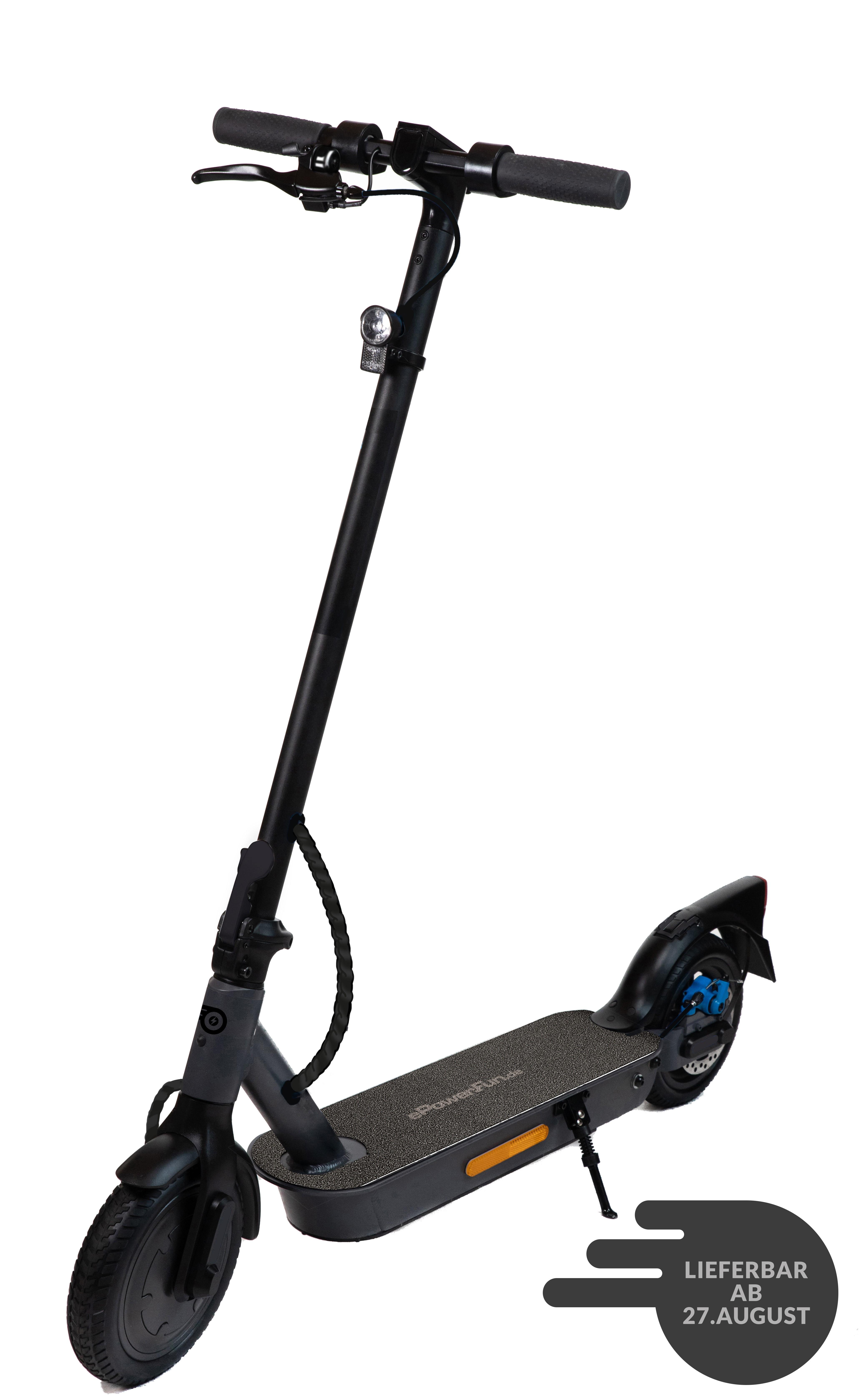 """E-Scooter ePF-1 """"Stealth Edition"""" - mit Straßenzulassung (ABE¹) - Vorbestellrabatt!"""