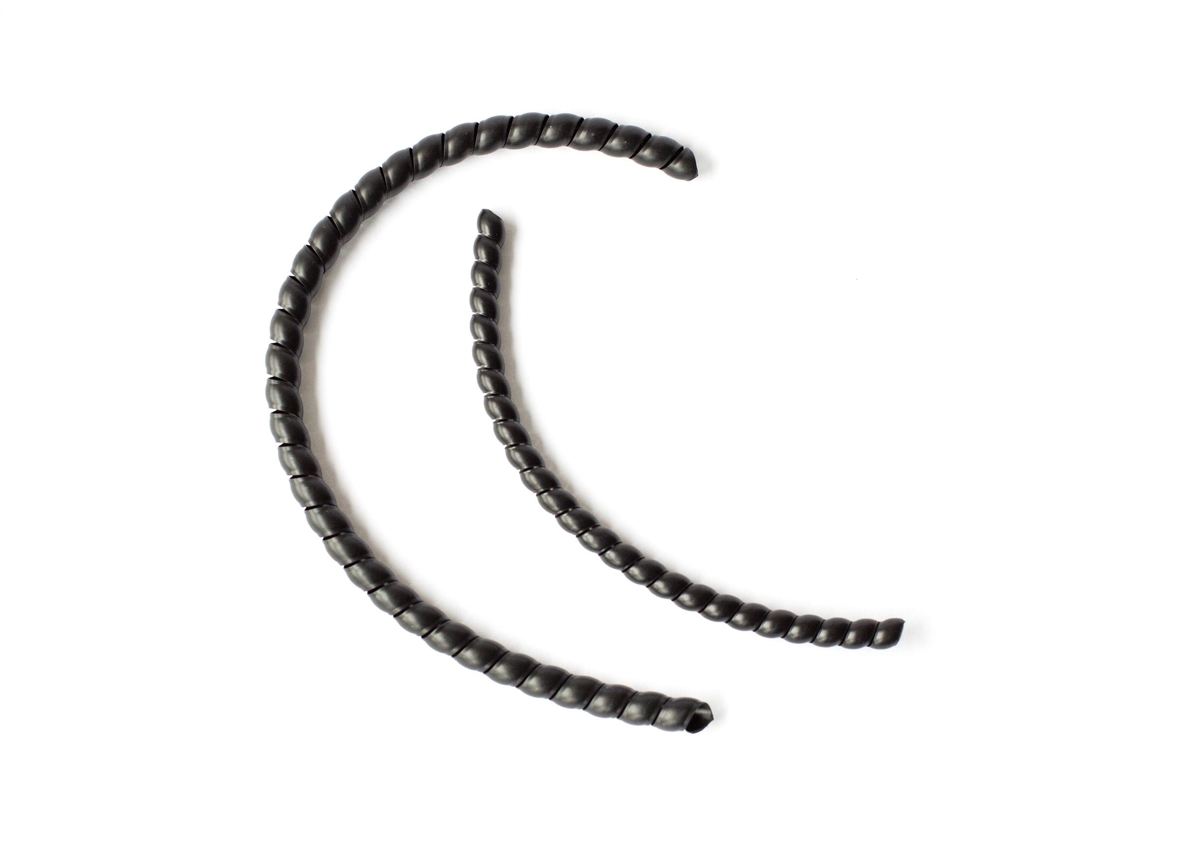 Kabelummantelung schwarz