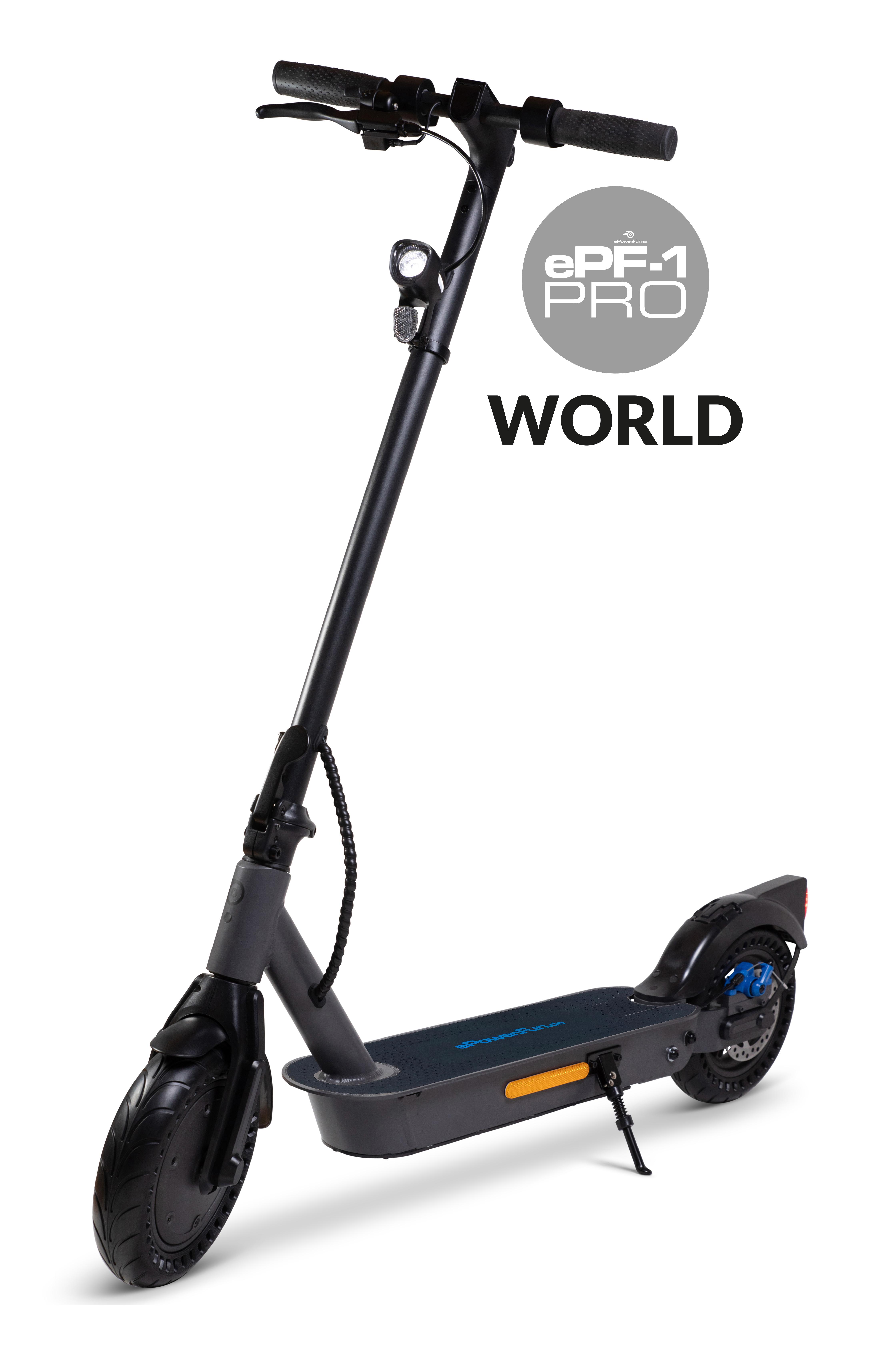 ePF-1 PRO World 31 km/h  eScooter ohne ABE BRD