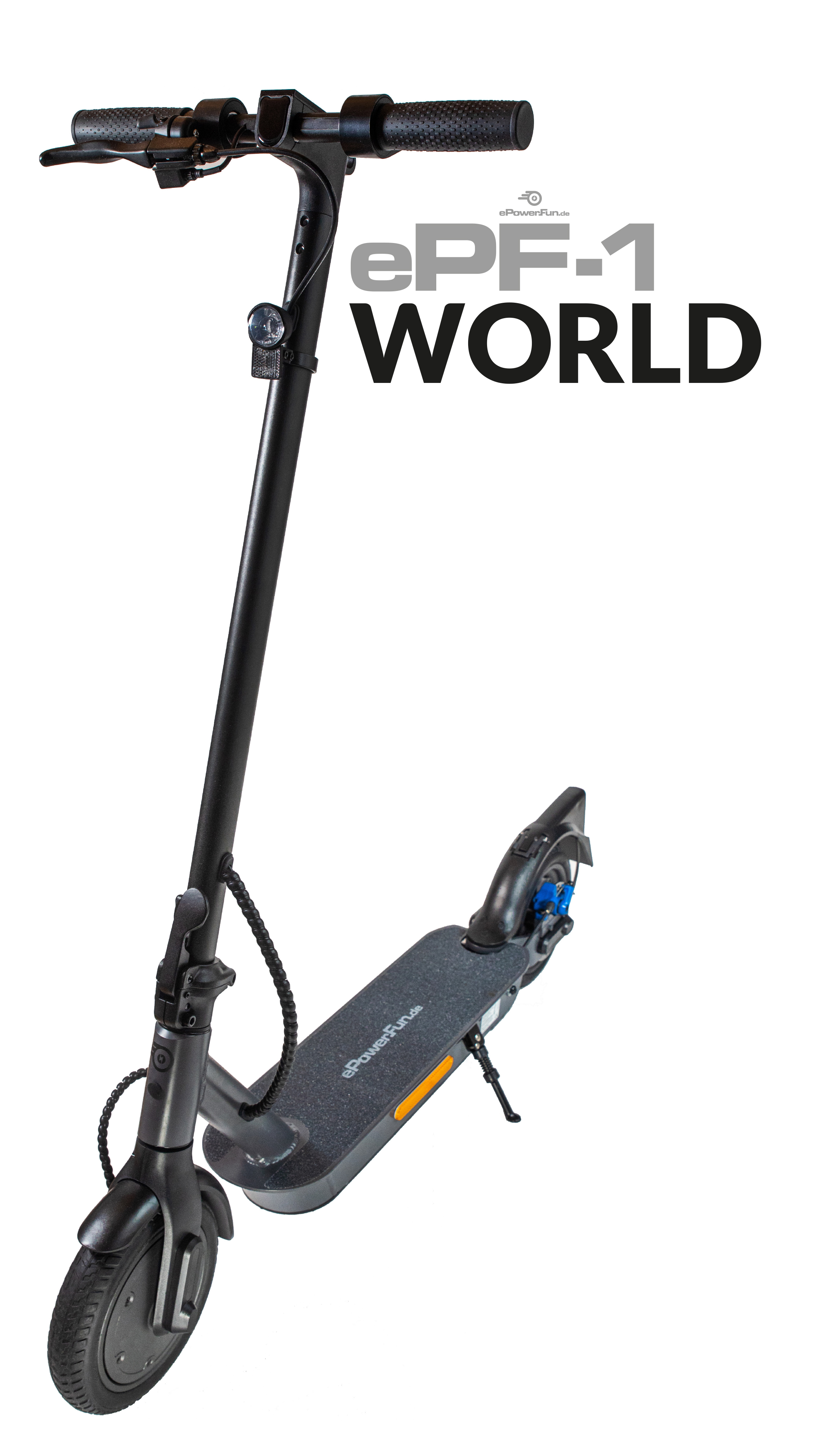 "e-Scooter ePF-1W ""World"" 31 km/h (ohne ABE BRD)"