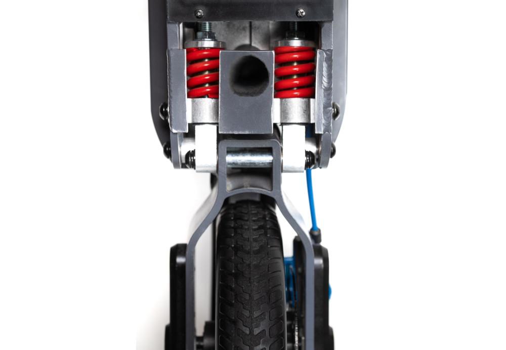 E-Scooter ePF-1 mit Straßenzulassung (ABE¹) - jetzt Vorbestellrabatt!