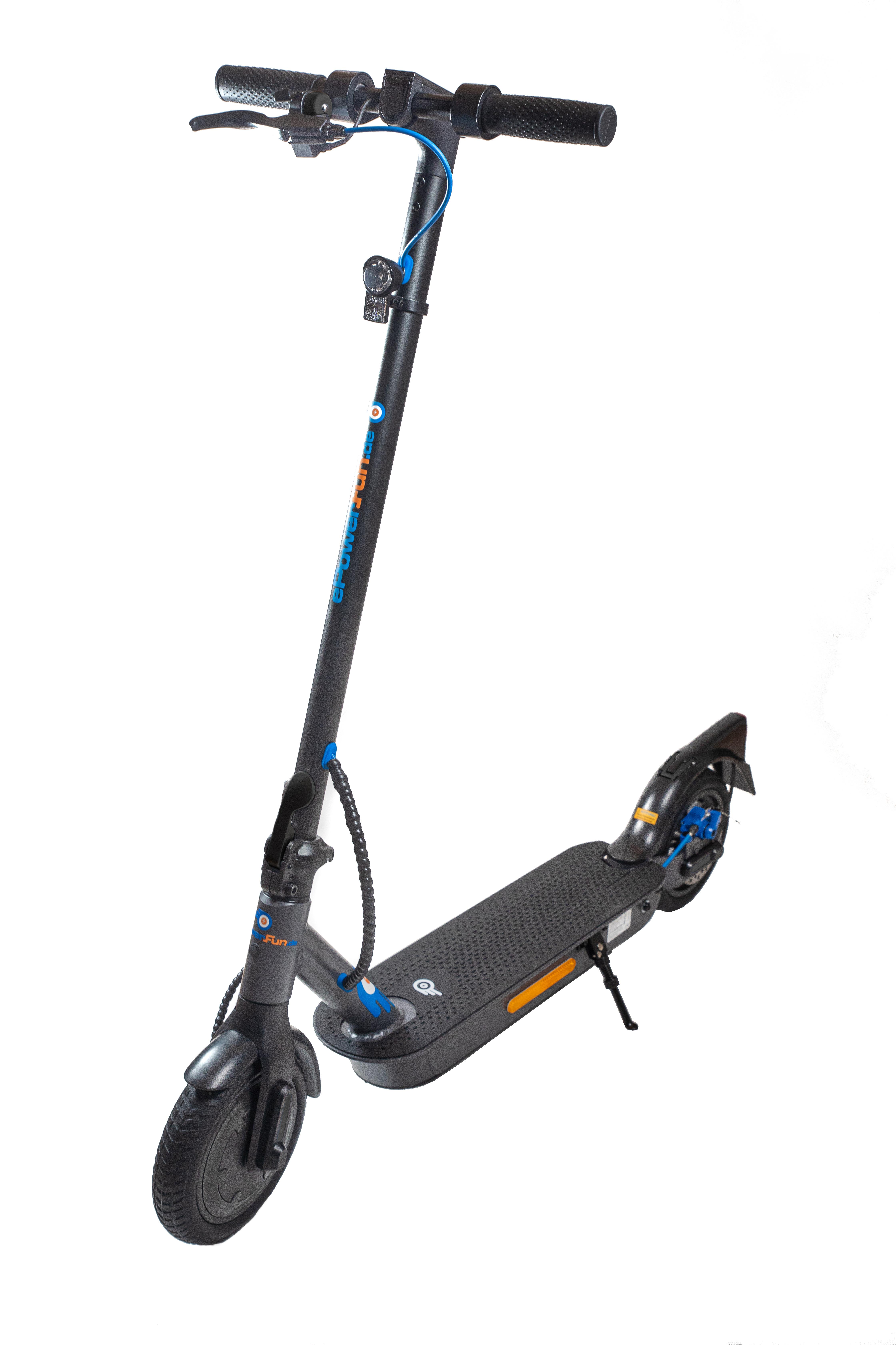 Vorbestellung - e-Scooter ePF-1 mit Straßenzulassung (ABE¹)! Lieferung bis 30.11.