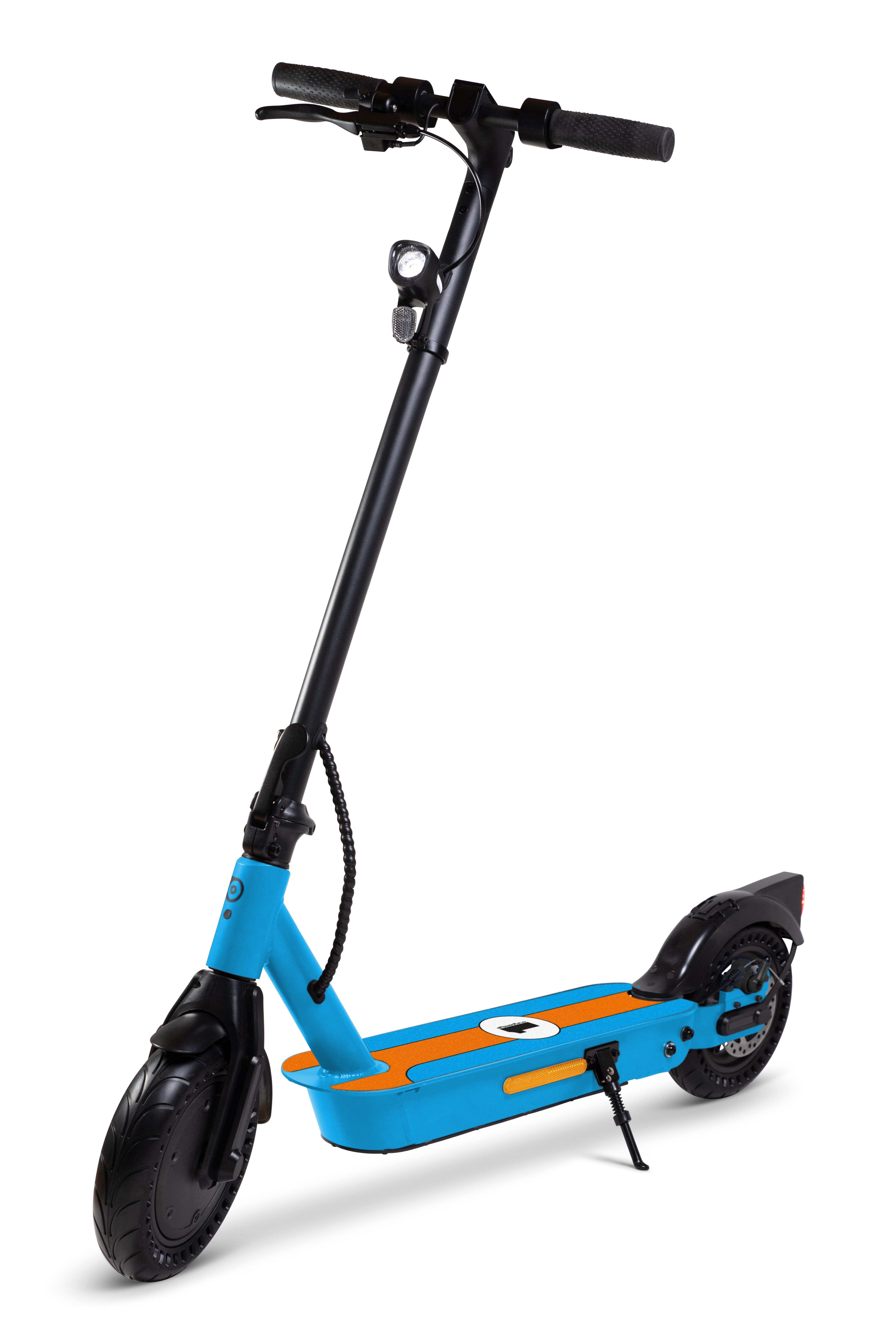 Vorbestellung - ePF-1 PRO Blue eScooter mit Straßenzulassung