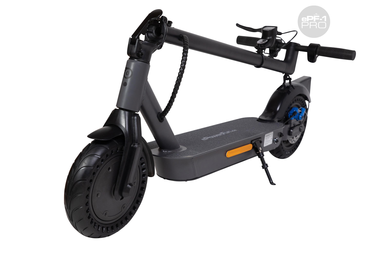 Vorbestellung - ePF-1 PRO Stealth eScooter mit Straßenzulassung